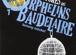 Les fiches de lecture (Les désastreuses aventures des orphelins Baudelaire)