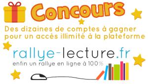 Résultats du concours «Rallye-lecture.fr»