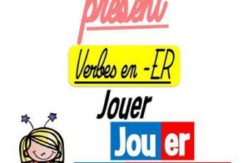 Les affiches de conjugaison (CM)