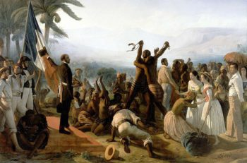 L'abolition de l'esclavage ans les colonies françaises
