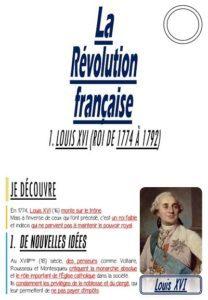 La Révolution française (CM/Histoire)
