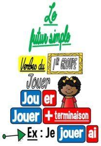 Les affiches de conjugaison
