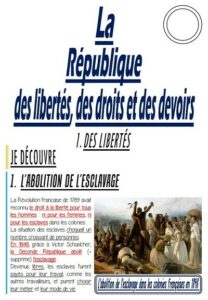 La République/Libertés, droits et devoirs (CM/Histoire)