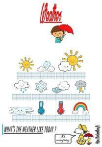 La trace écrite (Weather)