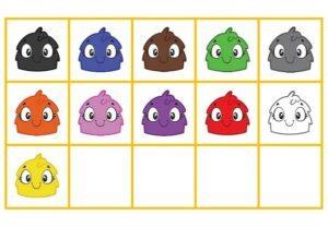 Les miniatures pour jeux (Colors)