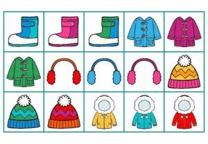 Les miniatures pour jeux (Winter Clothes)