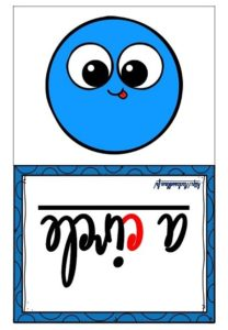 Les flashcards (Shapes)