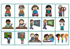Les miniatures pour jeux (Les consignes de classe)