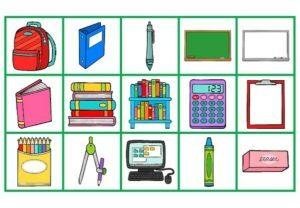 Les miniatures pour jeux (Le matériel scolaire)