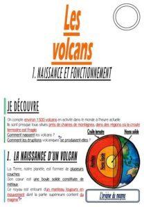 Les volcans (CM-Sciences)