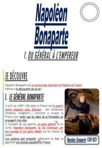 Napoléon Bonaparte (CM/Histoire)